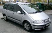 VW SHARAN (MPV) 95-.....................